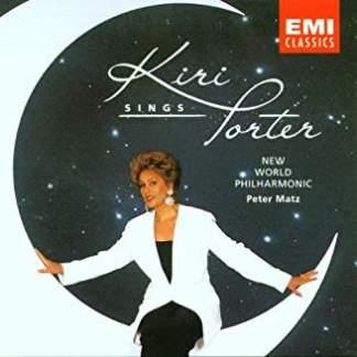 Kiri Sings Porter – Kiri Te Kanawa, Cole Porter