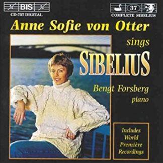 Anne Sofie Von Otter sings Siblelius