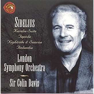 Sibelius Karelia suite, Tapiola, etc. – Sir Colin Davis