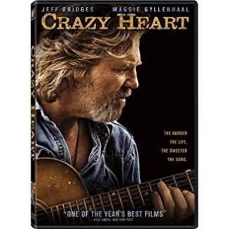 Crazy Heart – Jeff Bridges (DVD) R WS
