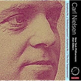 Nielsen – Symphony No. 2 & 3 – Alan Gilbert, New York Philharmonic (Gold Disc Super Audio CD)