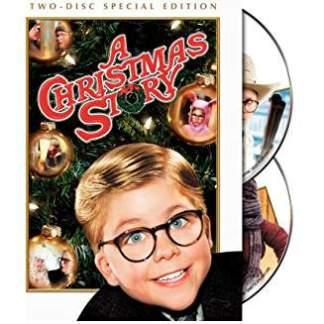 A Christmas Story – Jean Shepherd Story, Bob Clark Film (DVD) PG WS 2 Disc Special Edition