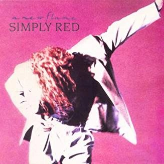 Simply Red – A New Flame