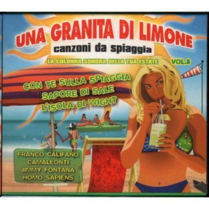 Bella Italia – 3 CD Box Set Una Granita Di Limone Sigillato, Domenica D'agosto Sigillato, Con Le Pinne Fucile Ed