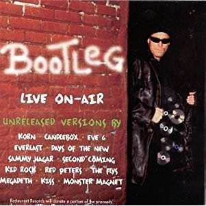 Bootleg Live On-Air – Various Artists SS (Click for track listing)