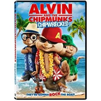 Alvin and the Chipmunks: Chipwrecked (SS) G WS