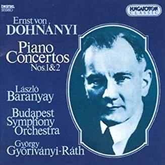 Dohnanyi – Piano Concertos Nos.1 & 2