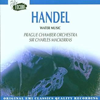 Handel – Water Music – Sir Charles Mackerras