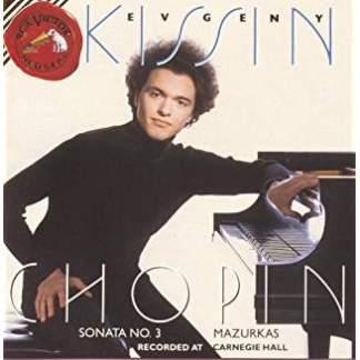 Chopin Volume 2 -Evgent Kissin