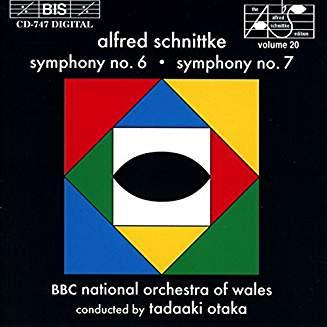 Schnittke – Symphonies Nos. 6 & 7
