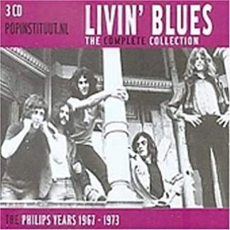 Livin' Blues – The Complete Collection (3 CDs)