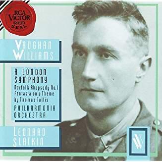 Vaughan Williams – A London Symphony, etc.