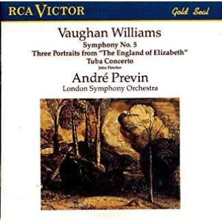 Vaughn Williams – Symphony No. 5 – Andre Previn
