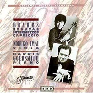 Brahms – Sonatas, Intermezzos, Capriccio