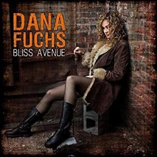 Dana Fuchs – Bliss Avenue SS