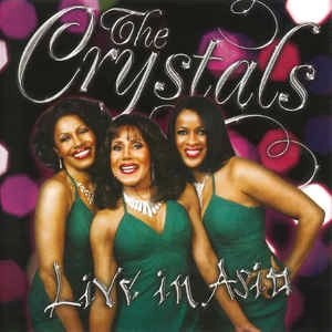 The Crystals – Live in Asia (Autographed on inner sleeve)
