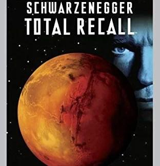 Total Recall – Arnold Schwarzenegger (DVD)
