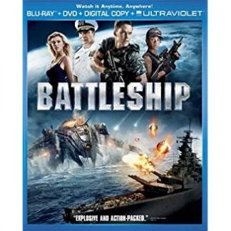Battleship Blu-Ray+DVD+Digital+Ultraviolet PG13