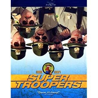 Super Troopers – A Broken Lizard Film (Blu-Ray) R WS