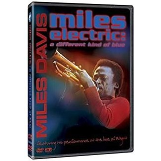 Miles Davis – Miles Electric – A Different Kind of Blue (DVD)