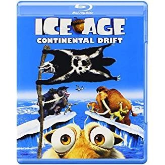 Ice Age Continental Drift Blu-Ray+DVD+Digial Copy PG