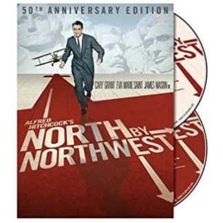 North by Northwest 5oth Annivertsary Edition – An Alfred Hitchcock Film starring Cary Grant (It's Great!) (2 DVDs)