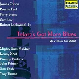 Telarc's Got More Blues – Various Artists