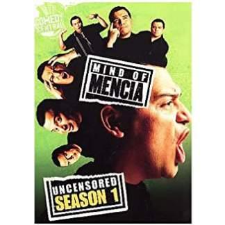 Mind of Mencia – Uncensored Season 1 (Carlos Mencia) (DVD Box Set)