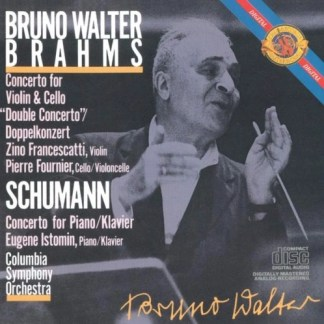 Brahms – Double Concerto – Bruno Walter: