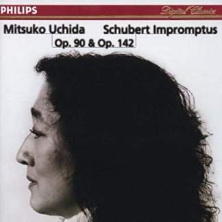 Mitsuko Uchida – Schubert Impromptus