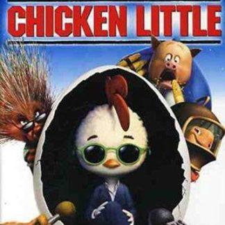 Chicken Little – A Disney Cartoon (DVD) G