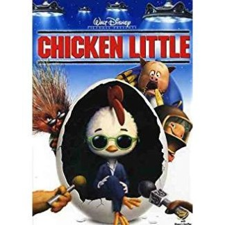 Chicken Little (Disney Cartoon) (DVD) (SS) G WS