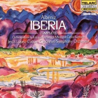 Albeniz: Iberia – I. Albeniz, Jesus Lopez-Cobos 2 CDs