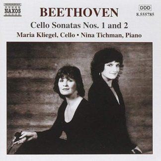 Beethoven – Music for Cello & Piano – Maria kliegel, Nina Tichman