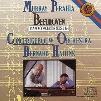 Beethoven Piano Concertos – Murray Perahia