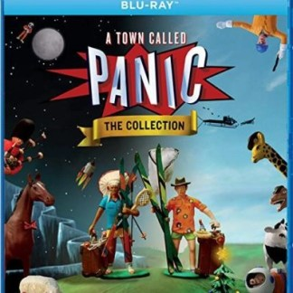 A Town Called Panic – The Collection (Blu-Ray) SSH