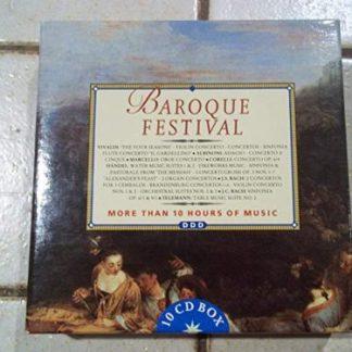 Baroque Festival 10 CD Box Set