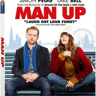 Man Up – Simon Pegg, Lake Bell (Blu-Ray, Digital) R