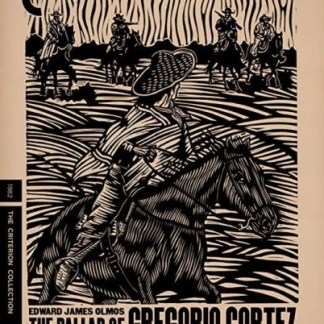 The Ballad of Gregorio Cortez – Edward James Olmos (Criterion Collection Blu-Ray) SS