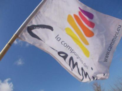 bandiera Compagnia dei Cammini