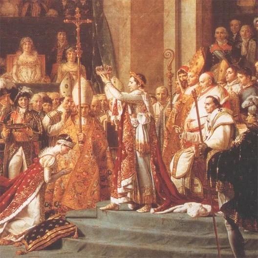 Le sacre de Napoléon à la loupe