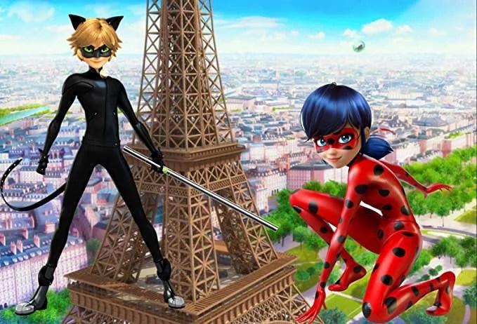 Paris des dessins animés
