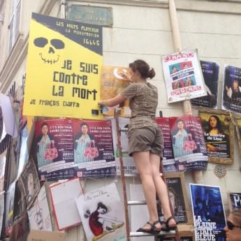 Affiches Festival d'Avignon OFF 2016 (5)