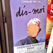Dis-moi Affiche Festival d'Avignon OFF 2016