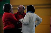 Quand 3 arbitres se rencontrent ... ils se racontent quoi ?
