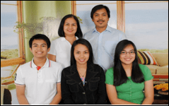 Reyes, Don, Nessie, and Family