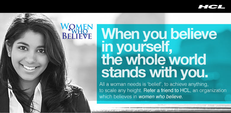walk in event for women professionals on march 8 2014 in