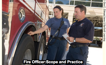 Responding to firefighter concerns, issues and problems