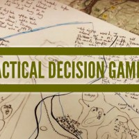 Tactical Decision Games