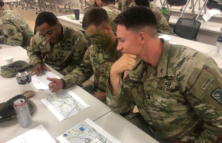Tactical Decision Games - The Company Leader